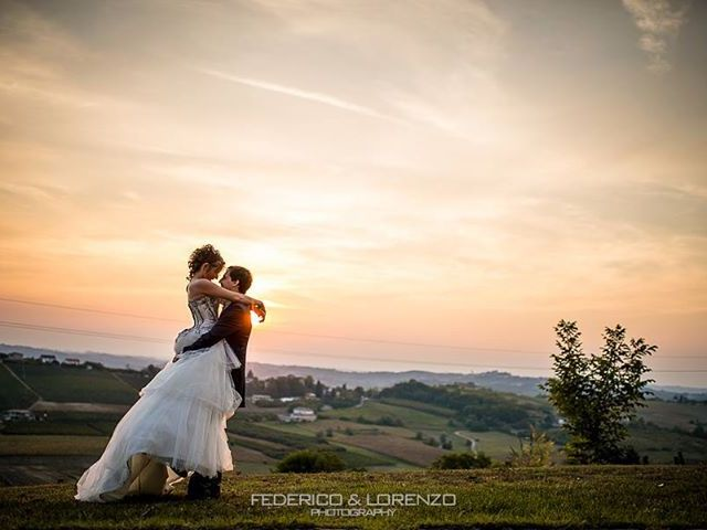 Il matrimonio di Davide e Laura a Monticello d'Alba, Cuneo 1