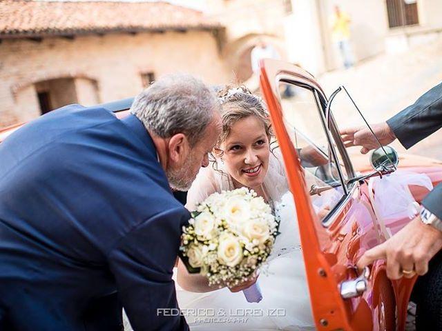 Il matrimonio di Davide e Laura a Monticello d'Alba, Cuneo 7