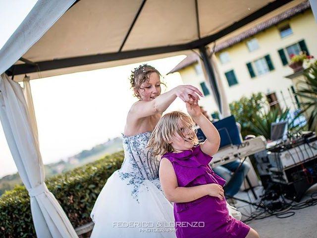 Il matrimonio di Davide e Laura a Monticello d'Alba, Cuneo 8