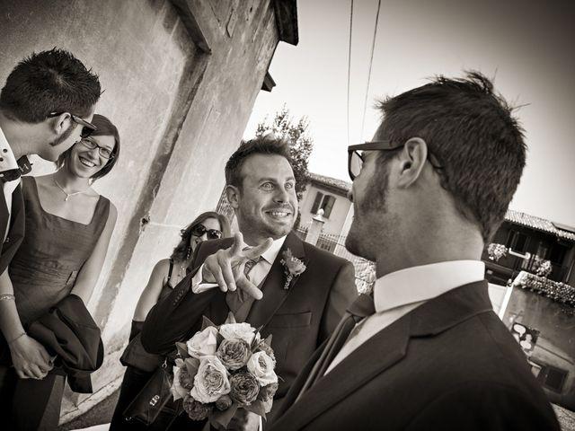 Il matrimonio di Stefano e Martina a Stezzano, Bergamo 10