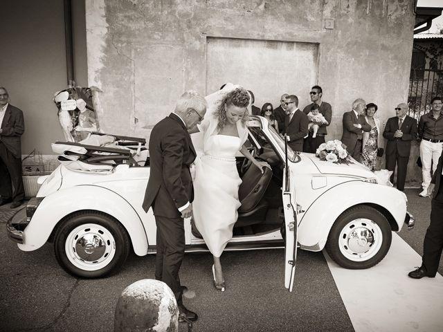 Il matrimonio di Stefano e Martina a Stezzano, Bergamo 17