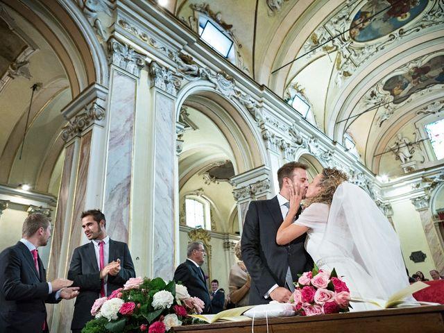 Il matrimonio di Stefano e Martina a Stezzano, Bergamo 22