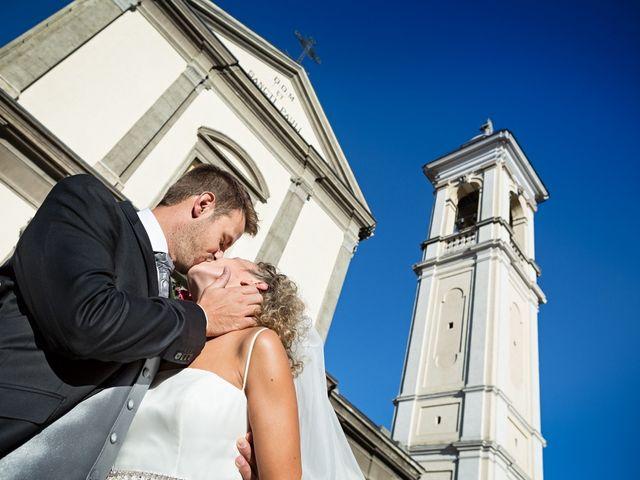 Il matrimonio di Stefano e Martina a Stezzano, Bergamo 29