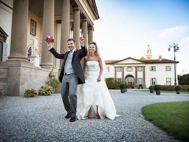 Il matrimonio di Stefano e Martina a Stezzano, Bergamo 33