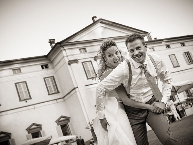 Il matrimonio di Stefano e Martina a Stezzano, Bergamo 43