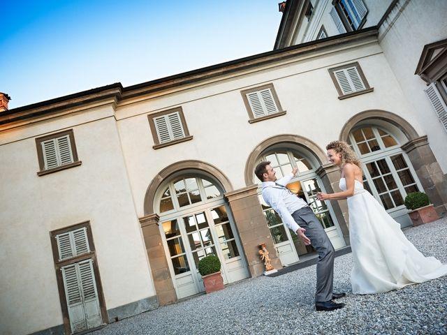 Il matrimonio di Stefano e Martina a Stezzano, Bergamo 44