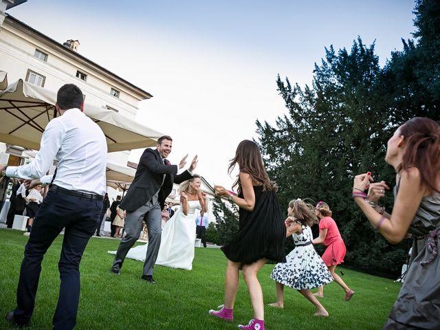 Il matrimonio di Stefano e Martina a Stezzano, Bergamo 49