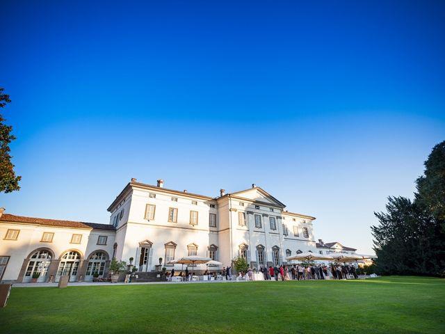 Il matrimonio di Stefano e Martina a Stezzano, Bergamo 62