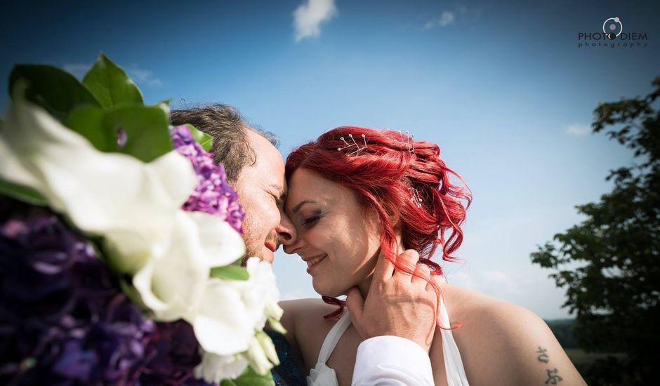Il matrimonio di Andrea  e Sabrina  a Montiglio Monferrato, Asti