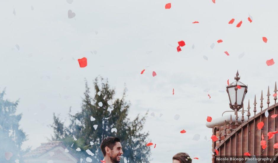 Il matrimonio di Mattia e Erika a Montecchio Precalcino, Vicenza
