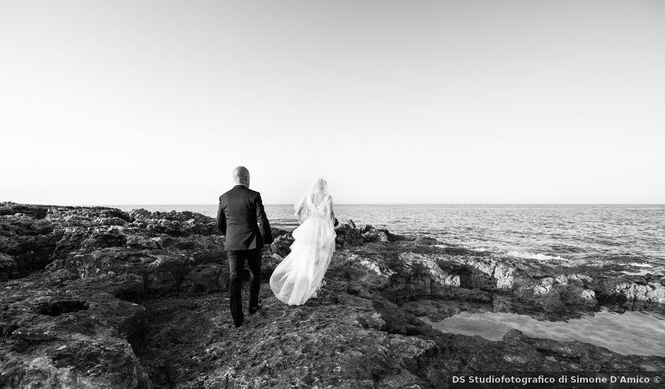 Il matrimonio di Andrea e Alina a Brucoli, Siracusa