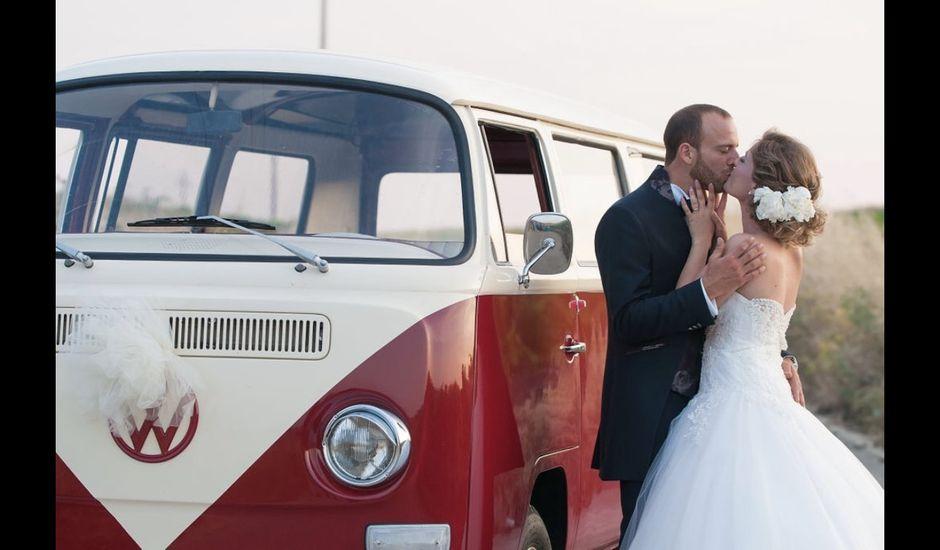 Il matrimonio di Costantino e Valentina a Salemi, Trapani