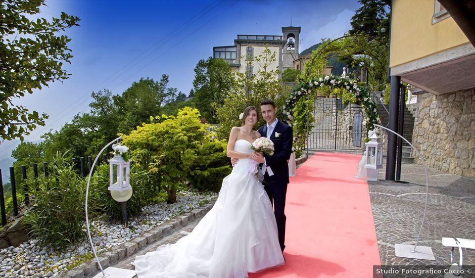 Il matrimonio di Fabio e Jessica a Casatenovo, Lecco