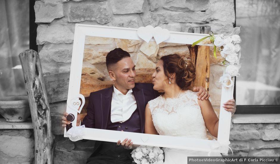 Il matrimonio di Tony e Noemi a Cagliari, Cagliari