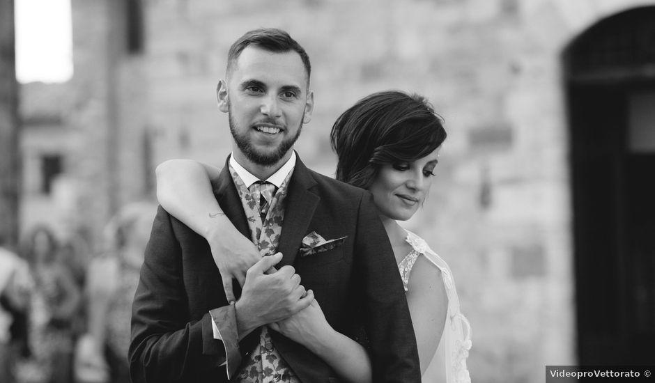 Il matrimonio di Cesare e Giulia a Empoli, Firenze