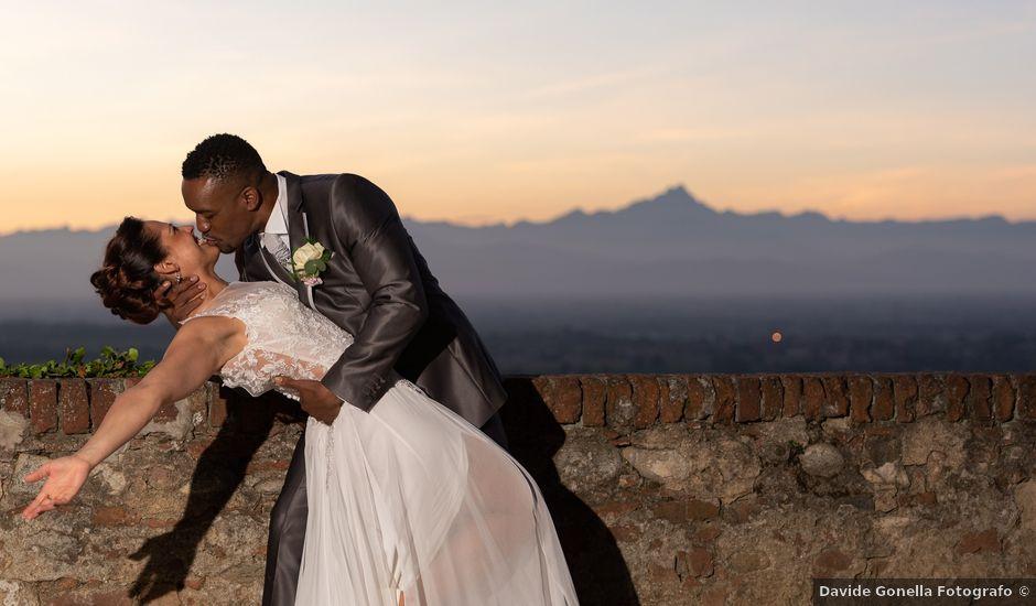 Il matrimonio di Leonardo e Elisa a Trinità, Cuneo