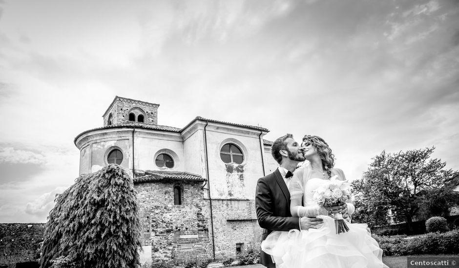 Il matrimonio di Francesco e Valeria a Cavour, Torino