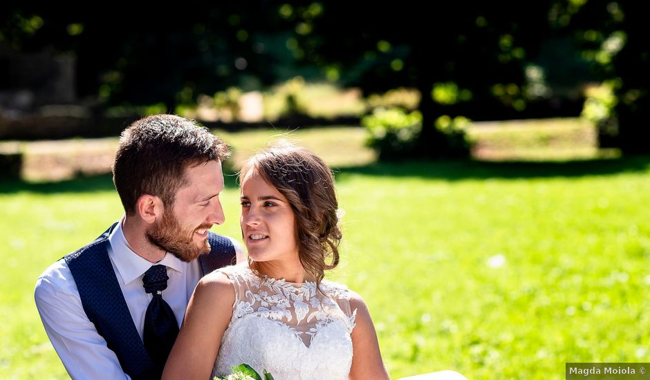 Il matrimonio di Marco e Laura a Morbegno, Sondrio