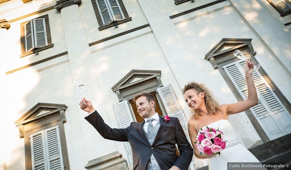 Il matrimonio di Stefano e Martina a Stezzano, Bergamo