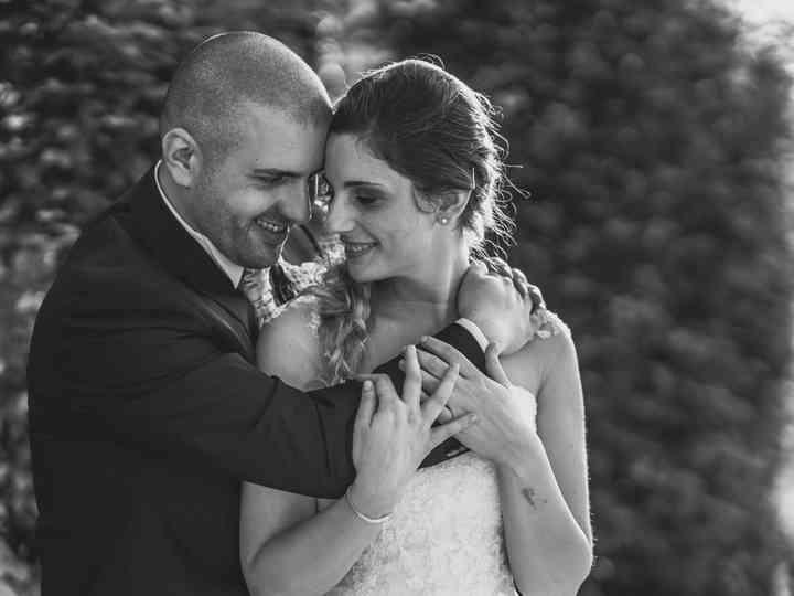 Le nozze di Martina e Saverio