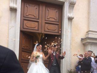 Le nozze di Vanessa e Graziano 1