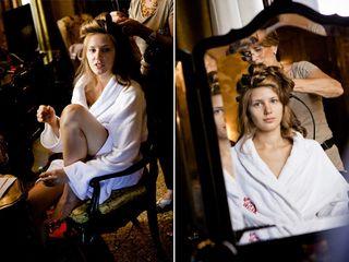 Le nozze di Anna e Konstantin 1