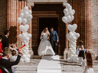 Le nozze di Martina e Mirco