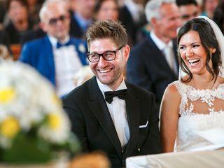 Le nozze di Antonella e Nico