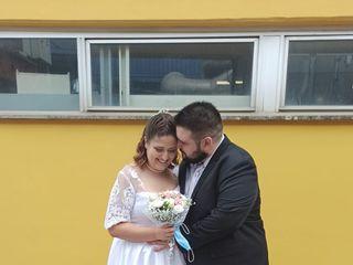Le nozze di Martina e Roberto 1
