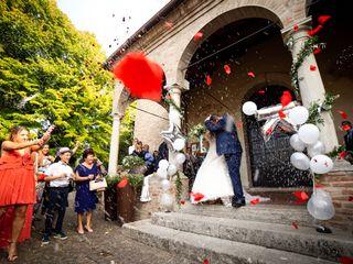 Le nozze di Katia e Mauro