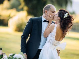 Le nozze di Ilaria e Jader