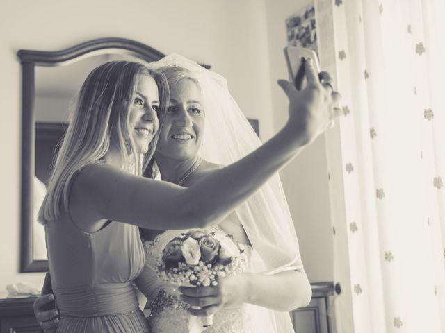 Il matrimonio di Stefano e Iuliana a Carrara, Massa Carrara 14