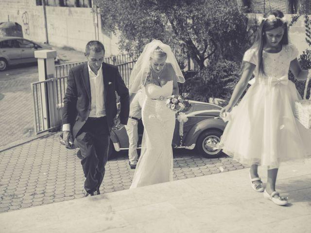 Il matrimonio di Stefano e Iuliana a Carrara, Massa Carrara 15
