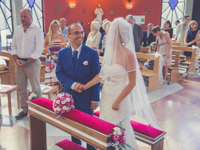 Il matrimonio di Stefano e Iuliana a Carrara, Massa Carrara 21