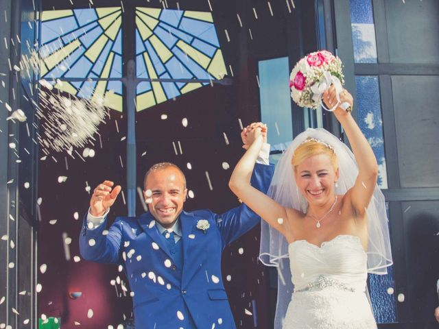 Il matrimonio di Stefano e Iuliana a Carrara, Massa Carrara 28