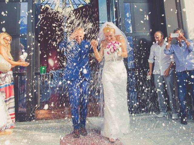 Il matrimonio di Stefano e Iuliana a Carrara, Massa Carrara 29