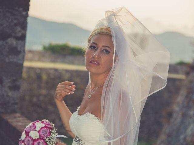 Il matrimonio di Stefano e Iuliana a Carrara, Massa Carrara 38