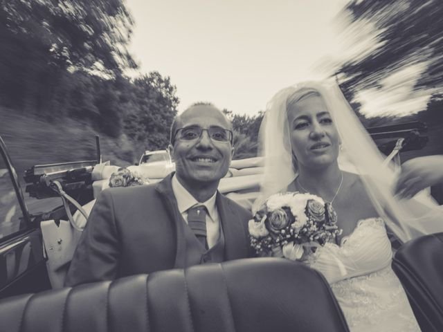 Il matrimonio di Stefano e Iuliana a Carrara, Massa Carrara 39