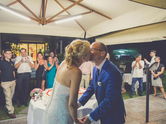 Il matrimonio di Stefano e Iuliana a Carrara, Massa Carrara 45