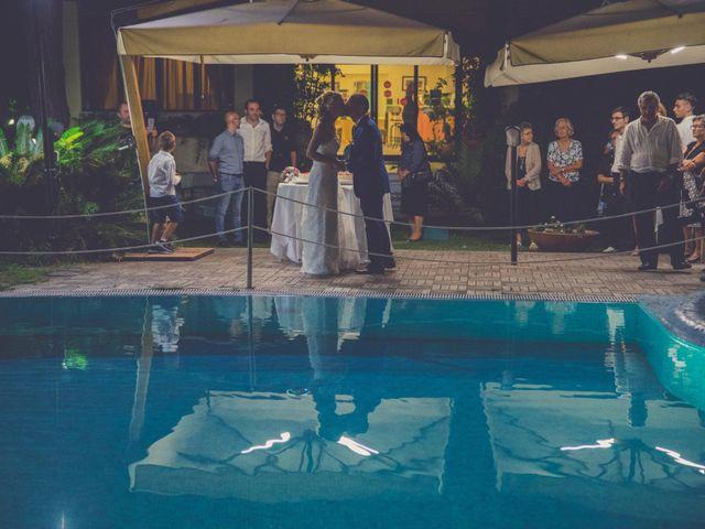 Le nozze di Iuliana e Stefano