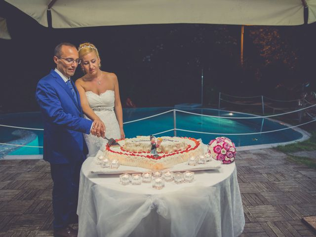 Il matrimonio di Stefano e Iuliana a Carrara, Massa Carrara 46