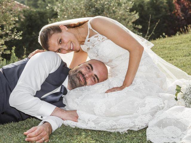 le nozze di Chiara e Enea
