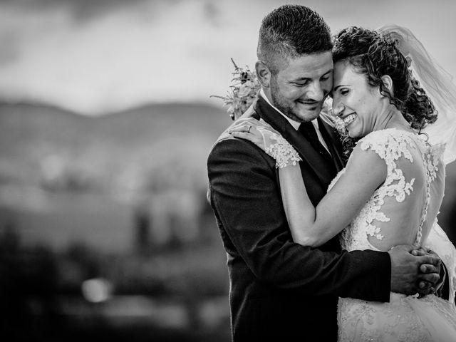 le nozze di Pamela e Angelo