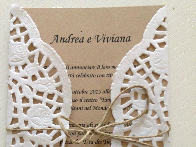 Il matrimonio di Andrea e Viviana a Treviso, Treviso 17