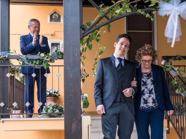 Il matrimonio di Emanuele e Sara a Spoltore, Pescara 6