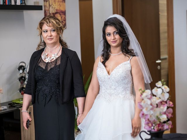 Il matrimonio di Emanuele e Sara a Spoltore, Pescara 9