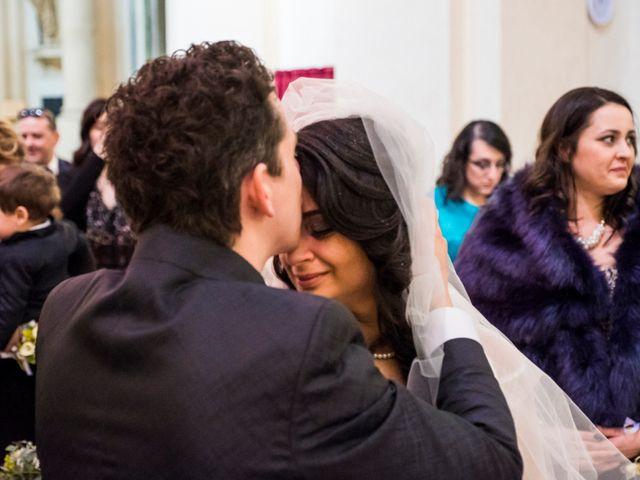 Il matrimonio di Emanuele e Sara a Spoltore, Pescara 17