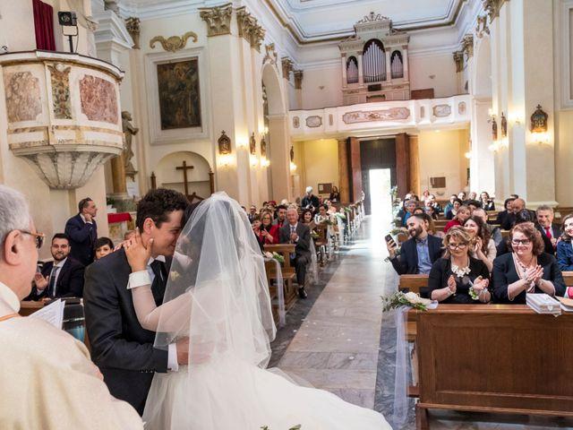 Il matrimonio di Emanuele e Sara a Spoltore, Pescara 22