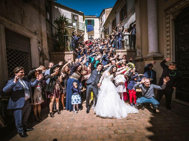 Il matrimonio di Emanuele e Sara a Spoltore, Pescara 26