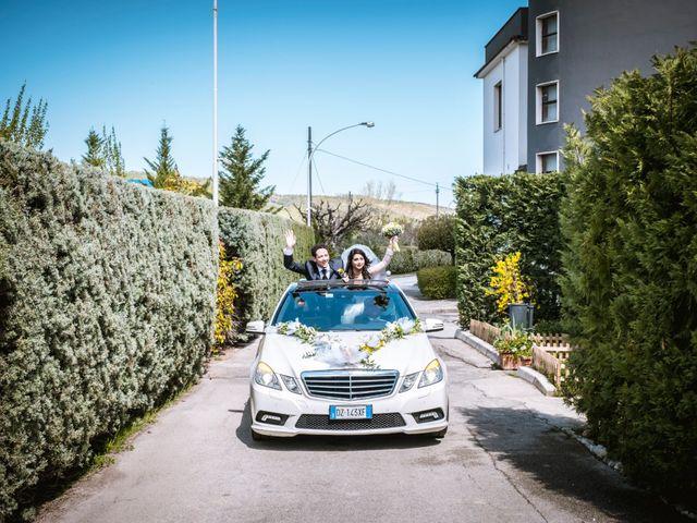 Il matrimonio di Emanuele e Sara a Spoltore, Pescara 34